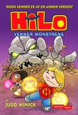 """""""Hilo vekker monstrene"""" av Judd Winick"""