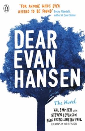 """""""Dear Evan Hansen"""" av Val Emmich"""