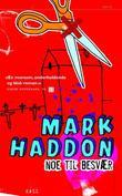 """""""Noe til besvær"""" av Mark Haddon"""