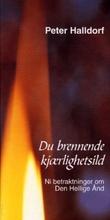 Omslagsbilde av Du brennende kjærlighetsild