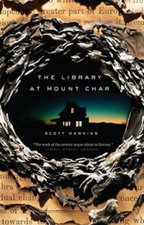 """The Library at Mount Char"" av Scott Hawkins"