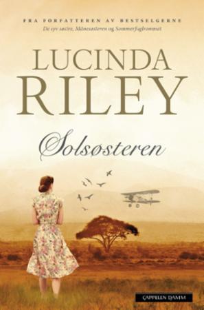 """""""Solsøsteren"""" av Lucinda Riley"""