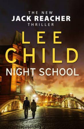 """""""Night school"""" av Lee Child"""