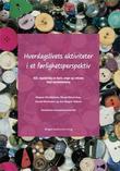 """""""Hverdagslivets aktiviteter i et førlighetsperspektiv - ADL-opplæring av barn, unge og voksne med synshemming"""" av Magnar Storliløkken"""