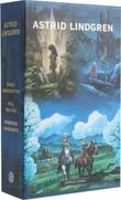 """""""Ronja Røverdatter ; Mio, min Mio ; Brødrene Løvehjerte"""" av Astrid Lindgren"""