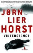"""""""Vinterstengt - kriminalroman"""" av Jørn Lier Horst"""