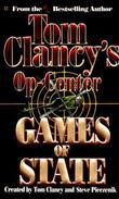 """Games of State (Tom Clancy's Op Center)"" av Tom Clancy"