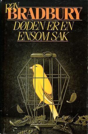 """""""Døden er en ensom sak"""" av Ray Bradbury"""