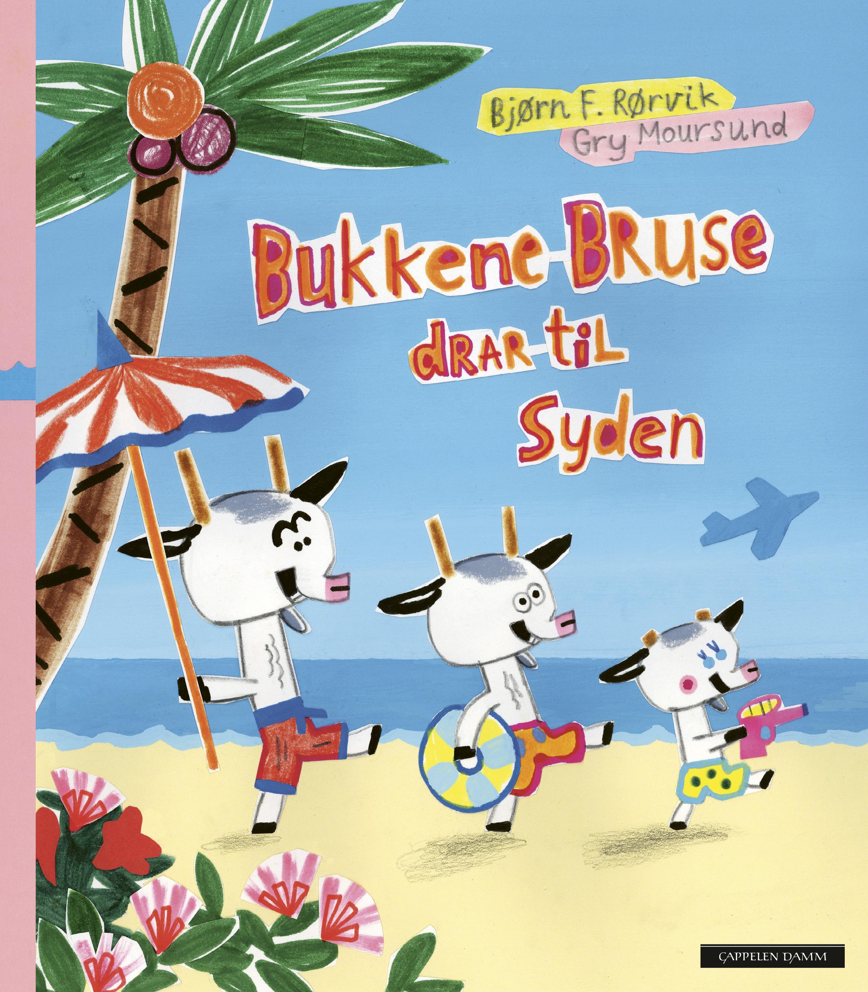 """""""Bukkene Bruse drar til syden"""" av Bjørn F. Rørvik"""