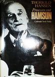 """""""Prosessen mot Hamsun"""" av Thorkild Hansen"""
