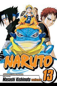 """""""Naruto volume 13"""" av Masashi Kishimoto"""