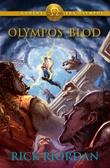 """Olympos' blod"" av Rick Riordan"