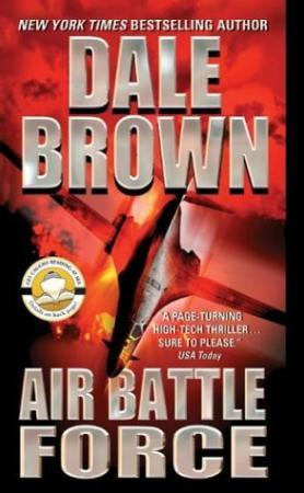 """""""Air battle force"""" av Dale Brown"""