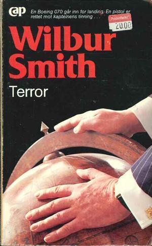 """""""Terror"""" av Wilbur A. Smith"""