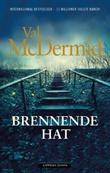 """""""Brennende hat"""" av Val McDermid"""