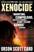 """""""Xenocide"""" av Orson Scott Card"""