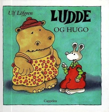 """""""Ludde og Hugo"""" av Ulf Löfgren"""