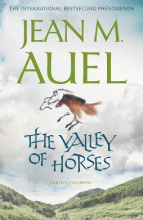 """""""The valley of horses - earth's children 2"""" av Jean M. Auel"""