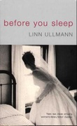 """""""Before you sleep"""" av Linn Ullmann"""