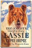 """""""Lassi på eventyr"""" av Eric Knight"""