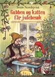 """""""Gubben og katten får julebesøk"""" av Sven Nordqvist"""
