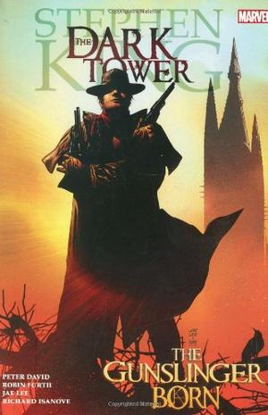 """Dark Tower - The Gunslinger Born"" av Peter David"