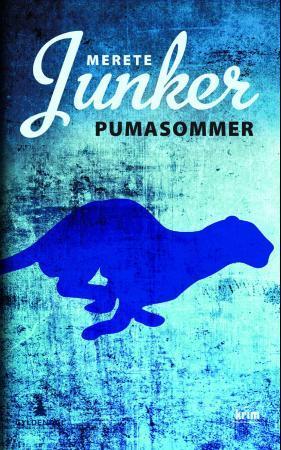 """""""Pumasommer - kriminalroman"""" av Merete Junker"""