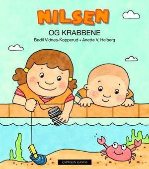 """""""Nilsen og krabbene"""" av Bodil Vidnes-Kopperud"""