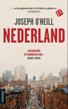 """""""Nederland"""" av Joseph O'Neill"""
