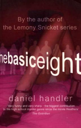 """""""The basic eight"""" av Daniel Handler"""