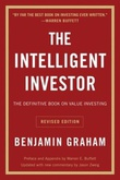 """The intelligent investor - the definitive book on value investing"" av Benjamin Graham"