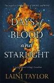 """""""Days of blood and starlight"""" av Laini Taylor"""