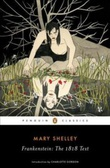 """""""Frankenstein - the 1818 text"""" av Mary Shelley"""