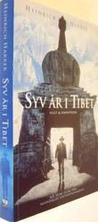 """""""Syv år i Tibet"""" av Heinrich Harrer"""