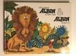 """""""Albin er aldri redd ; Albin hjelper til"""" av Ulf Löfgren"""