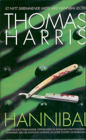 """Hannibal"" av Thomas Harris"