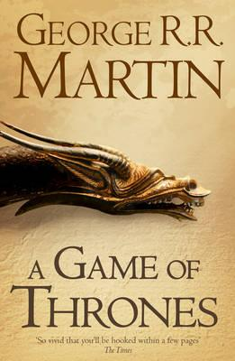 """""""A game of Thrones - book one of A song of ice and fire"""" av George R.R. Martin"""