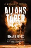 """""""Allahs tårer - spenningsroman"""" av Rikard Spets"""