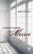 """""""Saman er ein mindre aleine - roman"""" av Anna Gavalda"""
