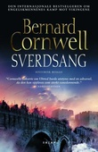 """""""Sverdsang - historisk roman"""" av Bernard Cornwell"""