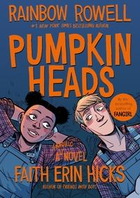 """Pumpkinheads"" av Rainbow Rowell"