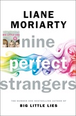 """Nine perfect strangers"" av Liane Moriarty"