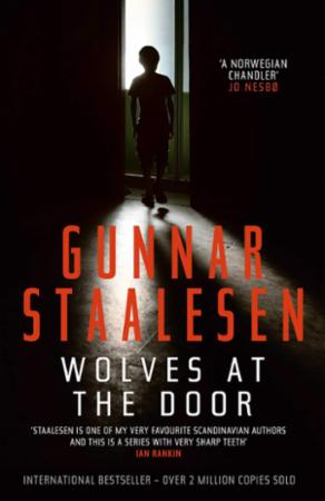 """""""Wolves at the door"""" av Gunnar Staalesen"""