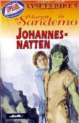 """""""Johannesnatten"""" av Margit Sandemo"""