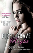 """First Grave on the Right (Charley Davidson Series)"" av Darynda Jones"