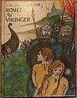 """""""Røvet av vikinger"""" av Torill Thorstad Hauger"""