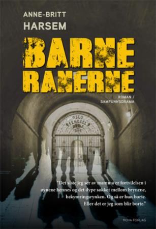 """""""Barneranerne"""" av Anne-Britt Harsem"""