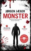 """""""Monster - kriminalroman"""" av Jørgen Jæger"""