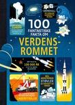 """""""100 fantastiske fakta om verdensrommet"""" av Alex Frith"""