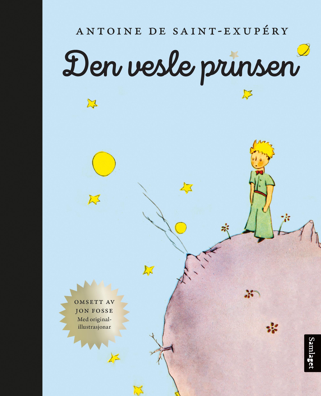 """Den vesle prinsen"" av Antoine de Saint-Exupéry"